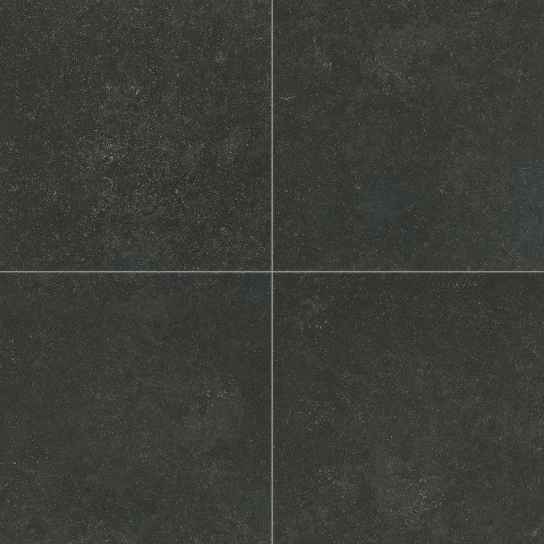 Blauwsteen Tegels 60x60.Orion Black 60x60 Cm Van Calster