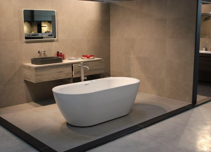 Nieuwe afdeling badkamerrenovatie Turnhout!