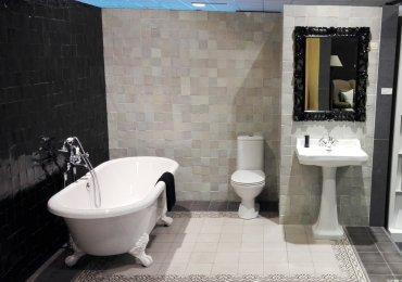 Badkamer Tegels Ceramico : Keramisch parket tegels met houtlook
