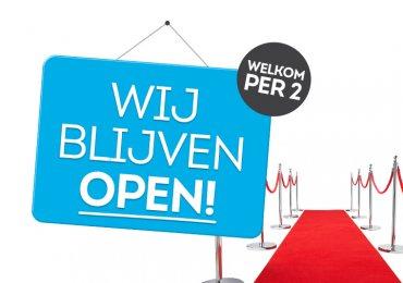 Welkom, wij blijven OPEN! Voor tegels kan je zonder afspraak bij ons terecht! > Meer info.